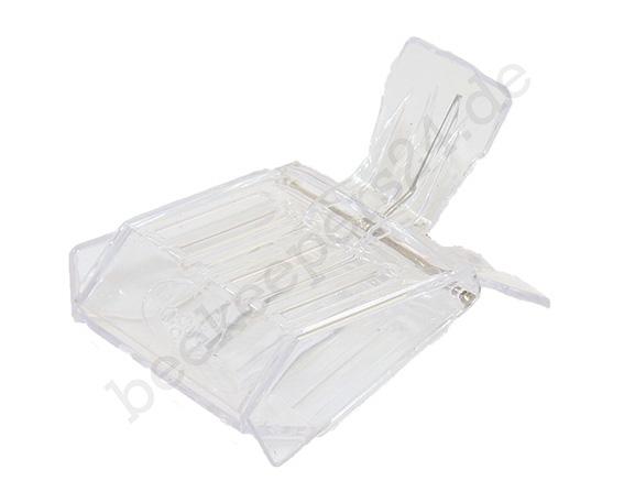 Königin-Abfangkäfig, transparent