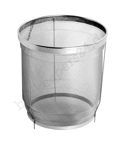 logar edelstahl feinfiltersieb f r 35 kg siebk bel siebk bel siebsets honiggewinnung honig. Black Bedroom Furniture Sets. Home Design Ideas