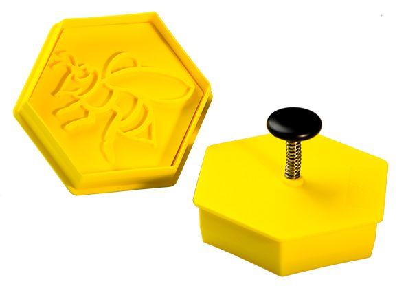 Plätzchen-Ausstechform Biene