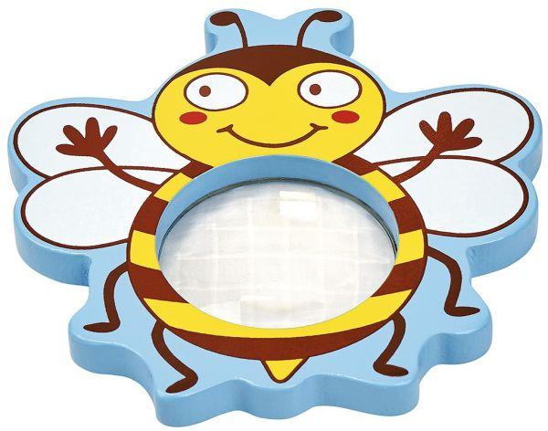 Krabbelkäfer Insektenauge