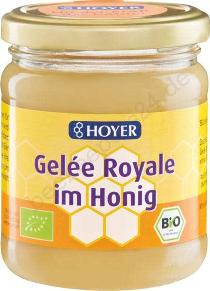 Gelée Royale im Honig, 250 g