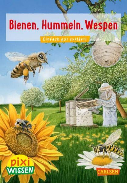 Oftring, Pixi Wissen - Bienen, Hummel, Wespen