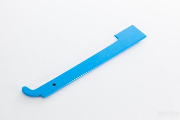 Stockmeißel mit Wabenheber, blau