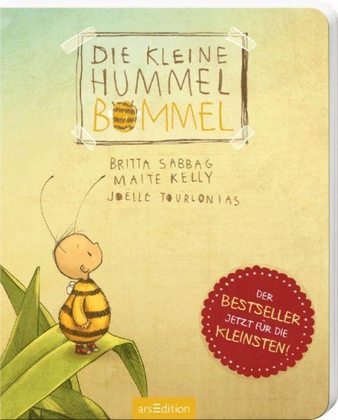 Die kleine Hummel Bommel - Pappbilderbuch