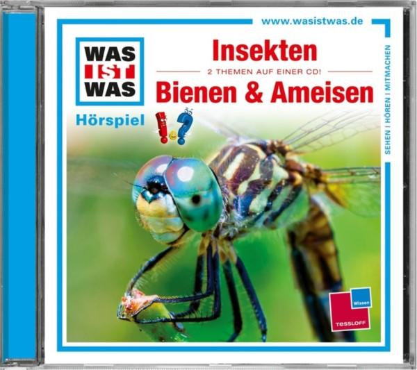 WAS IST WAS Hörspiel-CD: Insekten/ Bienen & Ameise