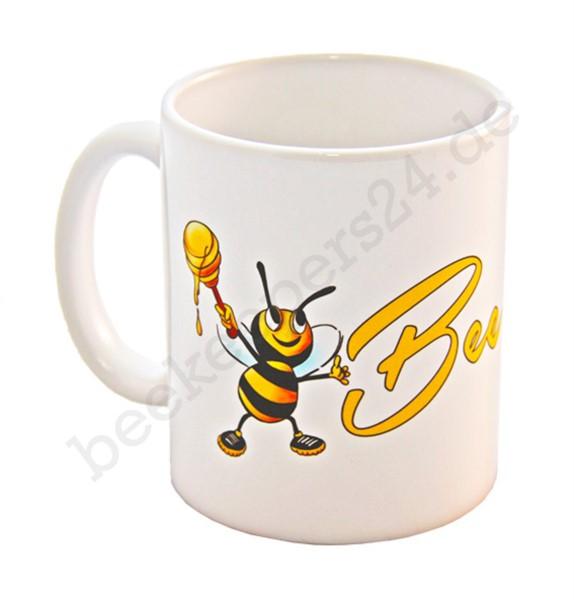 """Motivtasse """"bee Happy"""""""