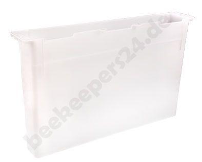 Kunststoff Futtertasche Zander, doppelte Wabenbreite, ca. 5 l