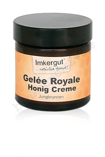 Imkergut Gelée Royale Pflegecreme mit Honig, 50 ml