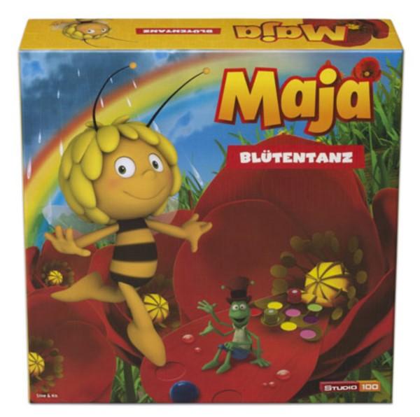 Brettspiel Blütentanz - Biene Maja Spiel