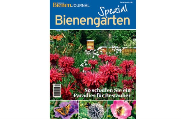 Bienenjournal Spezial - Bienengarten