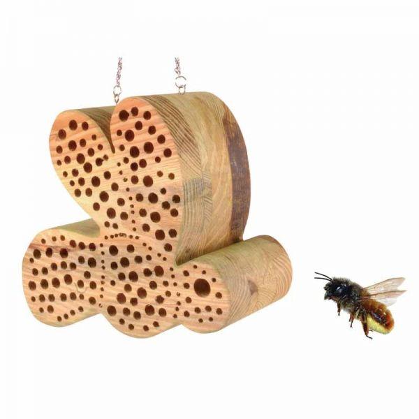Insektenhotel Biene