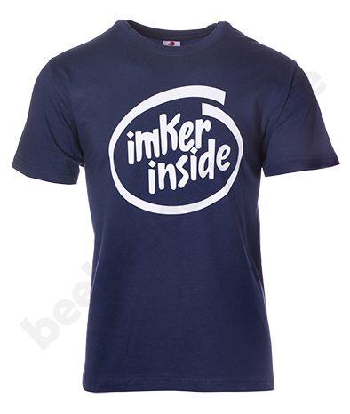 """T-Shirt """"Imker inside"""" Bio-Baumwolle"""