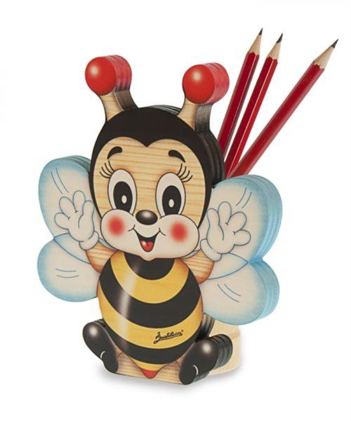 Stifthalter Biene
