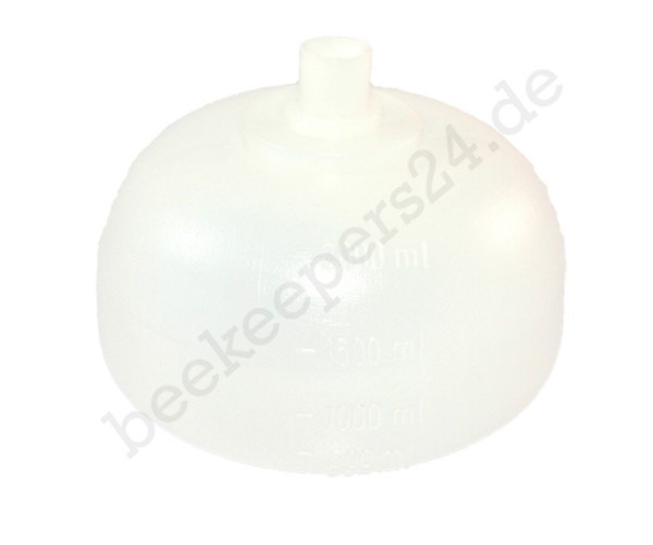 Futterballon, 2 Liter