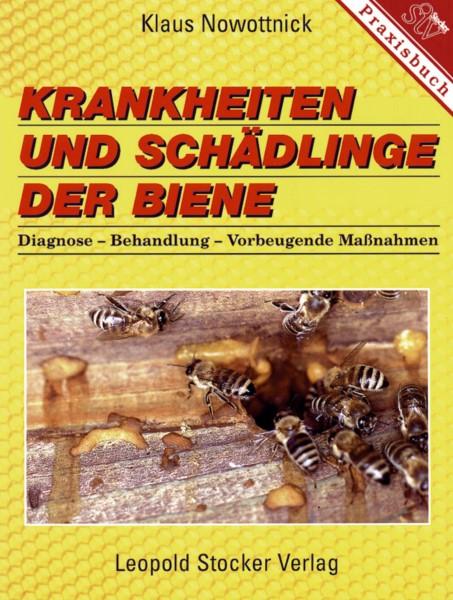 Nowottnick, Krankheiten und Schädlinge der Biene