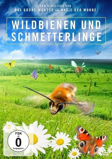 DVD - Wildbienen und Schmetterlinge