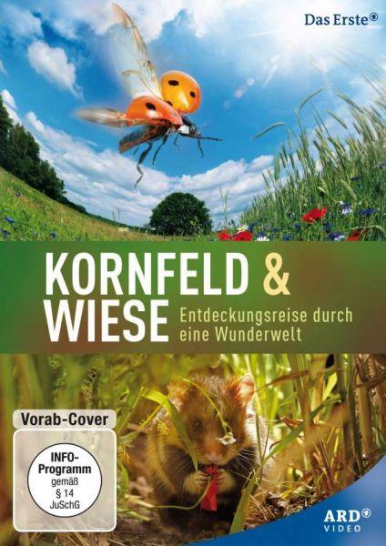 DVD - Kornfeld und Wiese