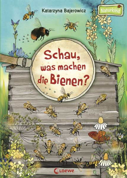 Bajerowicz, Schau, was machen die Bienen?