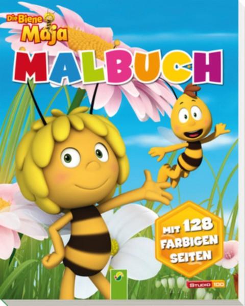 Malbuch Die Biene Maja
