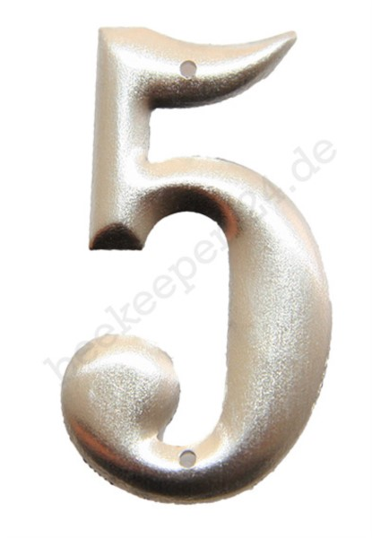 Beuten-Nummern, Alu-Ziffer 5