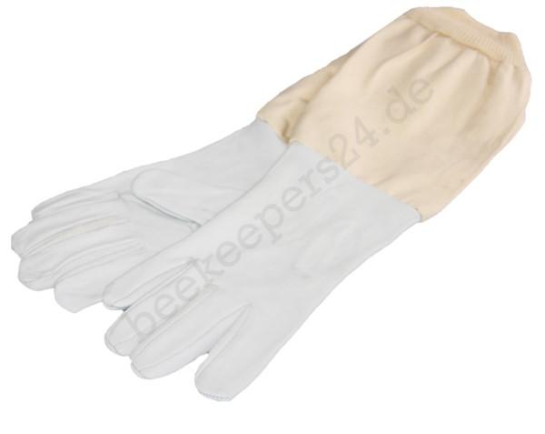 Imker-Handschuhe Schaf-Nappaleder