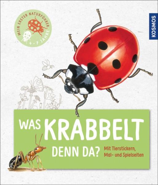 Oftring: Mein erster Naturführer - Was krabbelt de