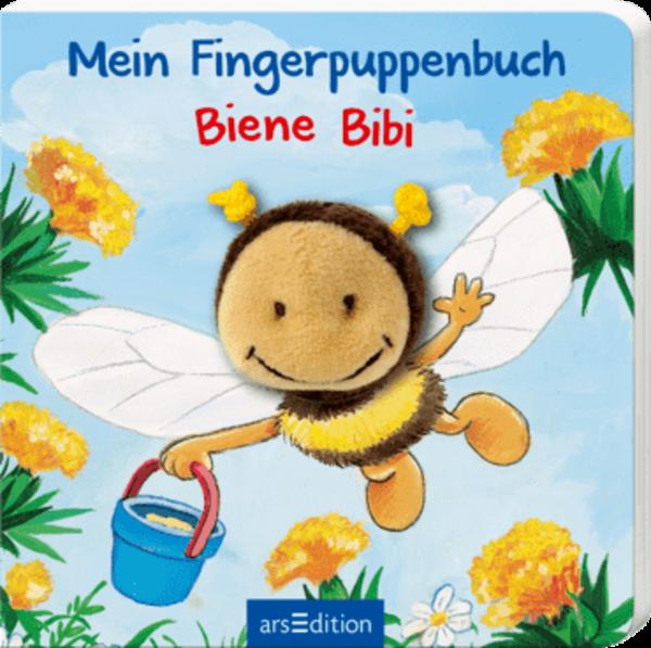 Gerlich, Mein Fingerpuppenbuch - Biene Bibi