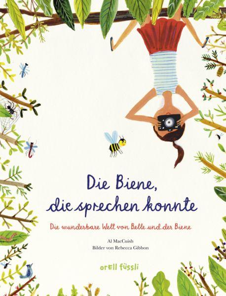 MacCuish, Die Biene, die sprechen konnte
