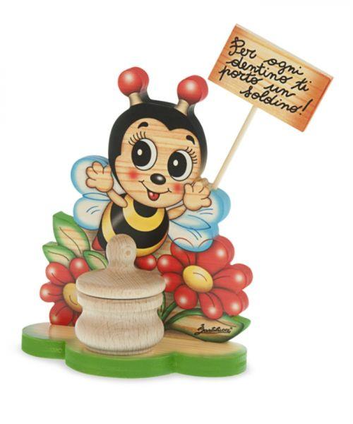 Milchzahndose Biene