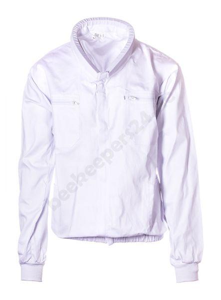 Imker-Jacke mit Wulstkragen