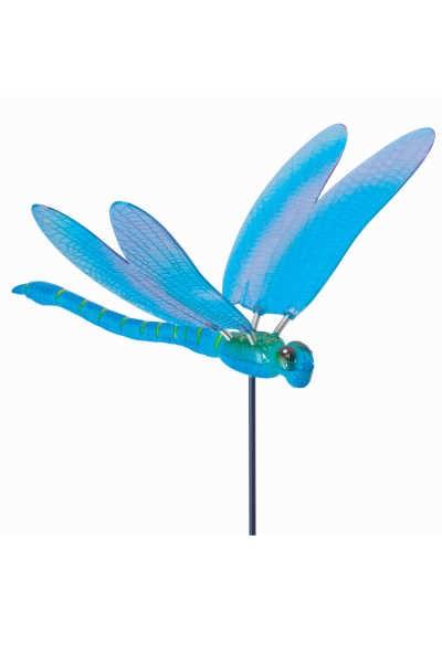 Wobbler Libelle, blau