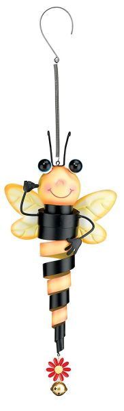Jiggly Ornament - Bee