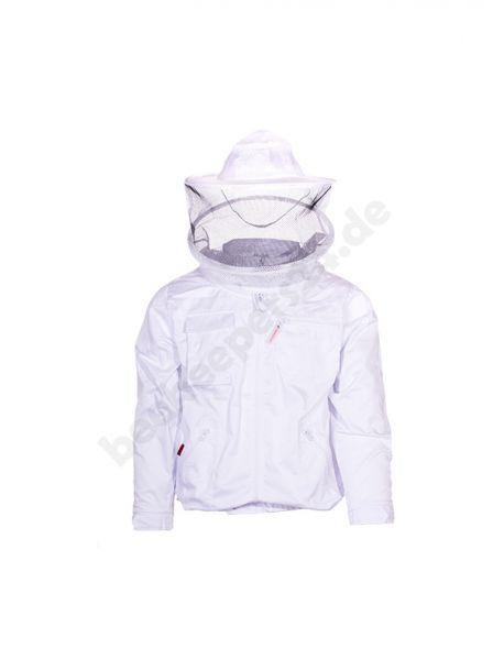 Kinder-Jacke mit abnehmbarer Haube
