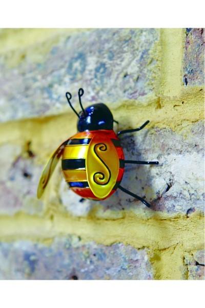 Wanddeko Biene klein