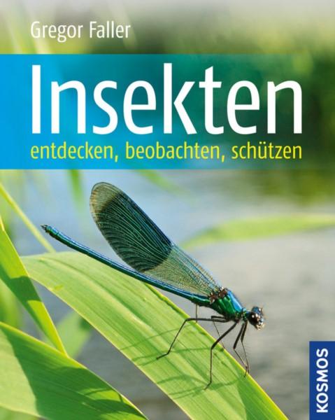 Faller, Insekten entdecken, beobachten, schützen
