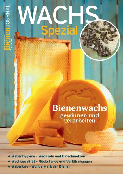 Bienenjournal Spezial - Wachs