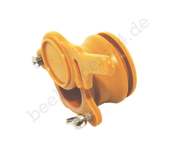 Kunststoff-Quetschhahn, Ø 40 mm