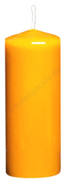 Stumpenkerze groß 150 x 50 mm, ca. 240 g