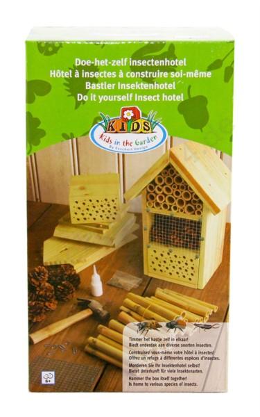 Insektenhotel Bastel-Set