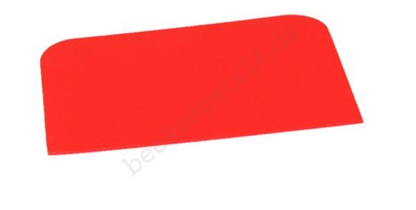 Teigschaber, rot