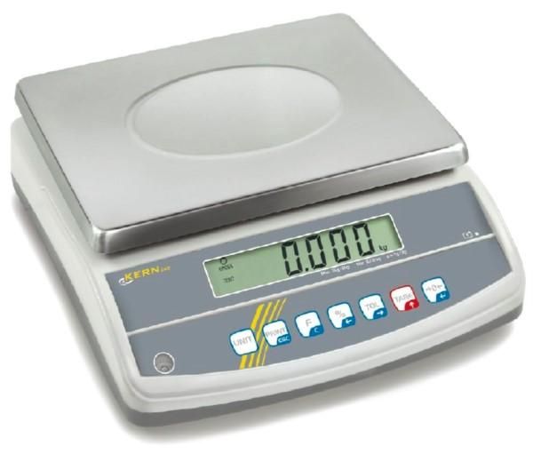 Tischwaage bis 6 kg, geeicht