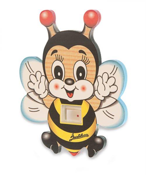 Nachtlicht Biene