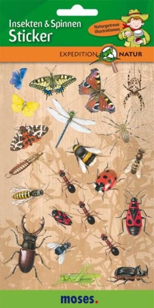 Insekten & Spinnen Sticker