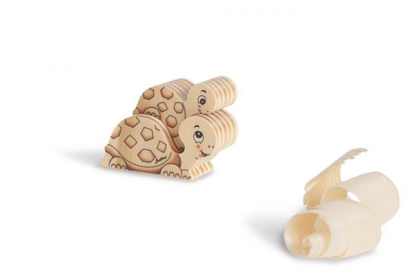 Holz-Steckspiel Schildkröten klein