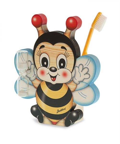 Zahnbürstenhalter Biene