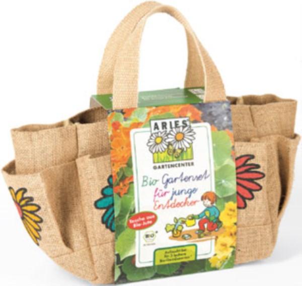 ARIES® Bio Gartenset für junge Entdecker