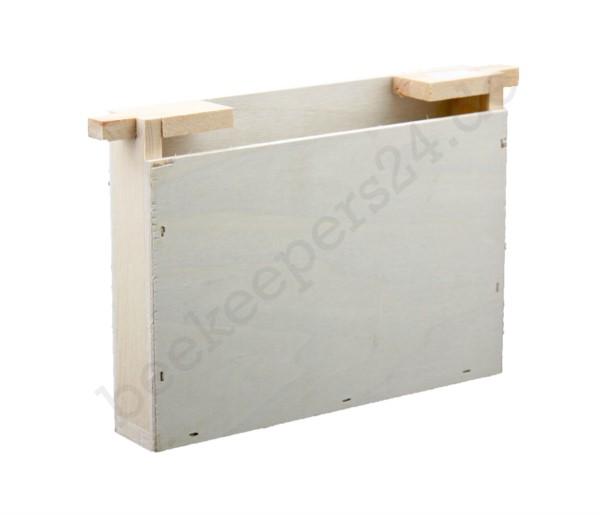 Holz-Futtertasche Mini Plus, einfache Wabenbreite
