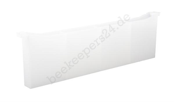 Kunststoff Futtertasche Langstroth/Dadant US, weiß, 141 mm